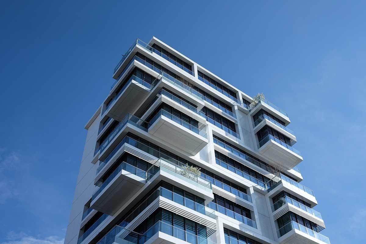 Moderne Immobilie